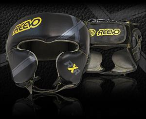 Reevo RXR Leather Headgear